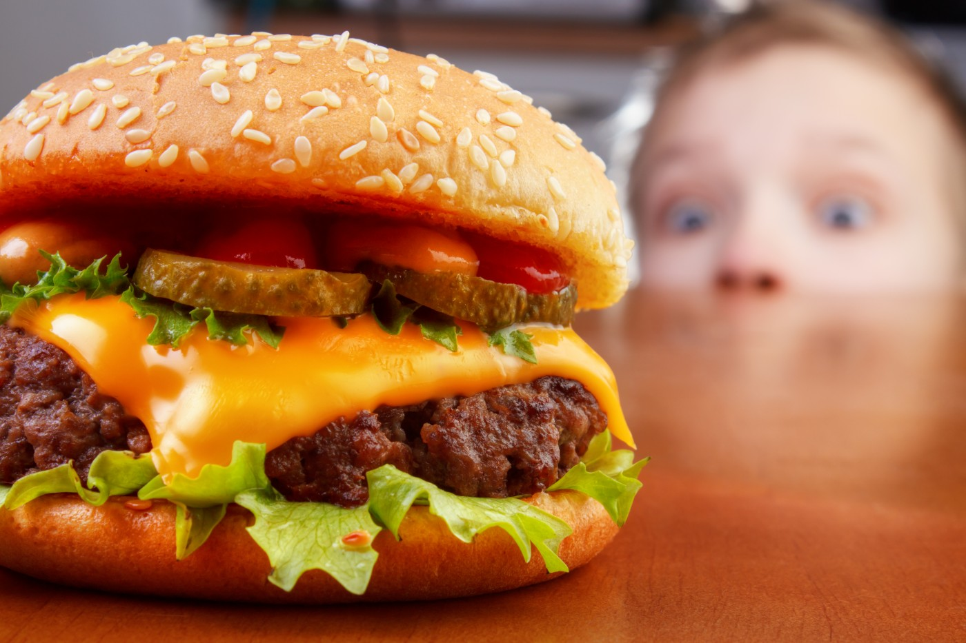 Effectiveness of Fast-Food Restrictions in Schools Revealed in New Study