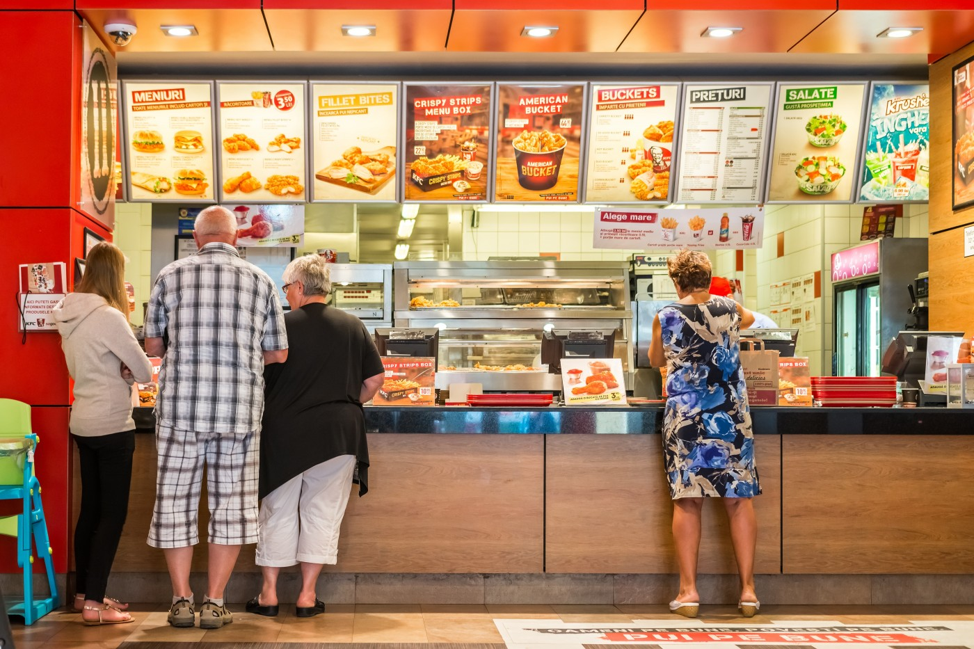 Takeaway Outlet Increase in UK Promotes Obesity, Especially in Poorer Areas