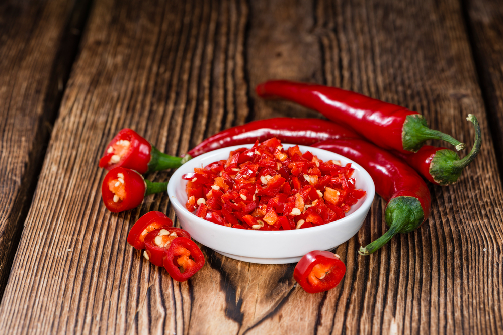 Hot Chili Peppers Could Lead To New Treatment For Obesity