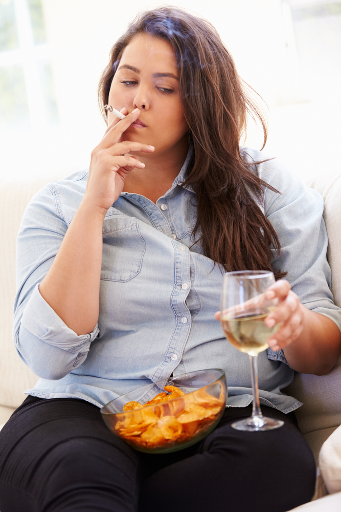 bariatric surgery and smoking