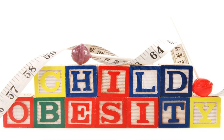 child obesity and heart disease